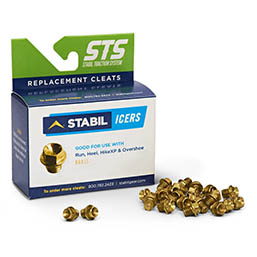 25 Brass Cleats